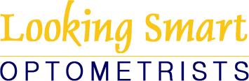 Looking smart optometrics logo